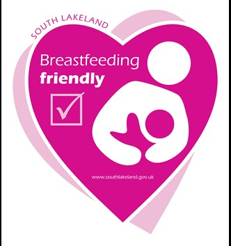 South Lakeland Breastfeeding Friendly Logo